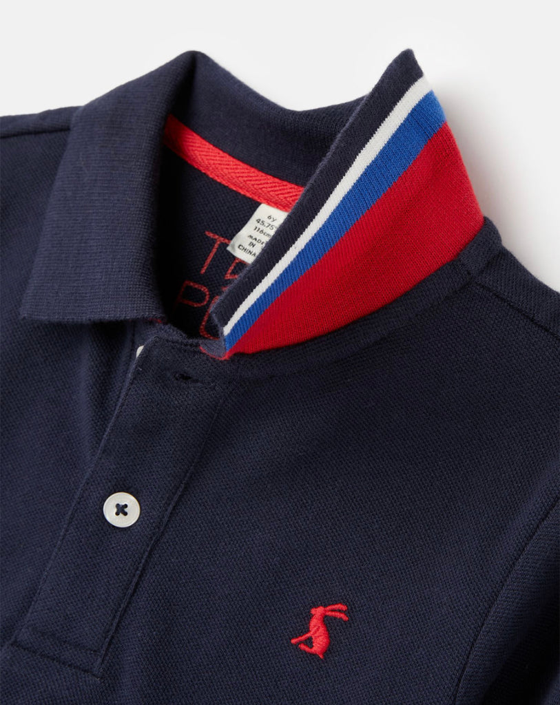 Joules - Polo Shirt Navy