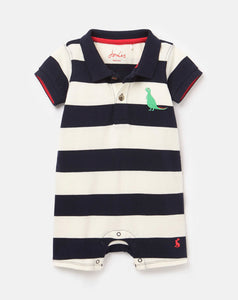 You added <b><u>Joules - Filbert Navy Stripe Polo Romper</u></b> to your cart.