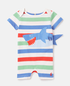 You added <b><u>Joules - Multi Shark Romper</u></b> to your cart.