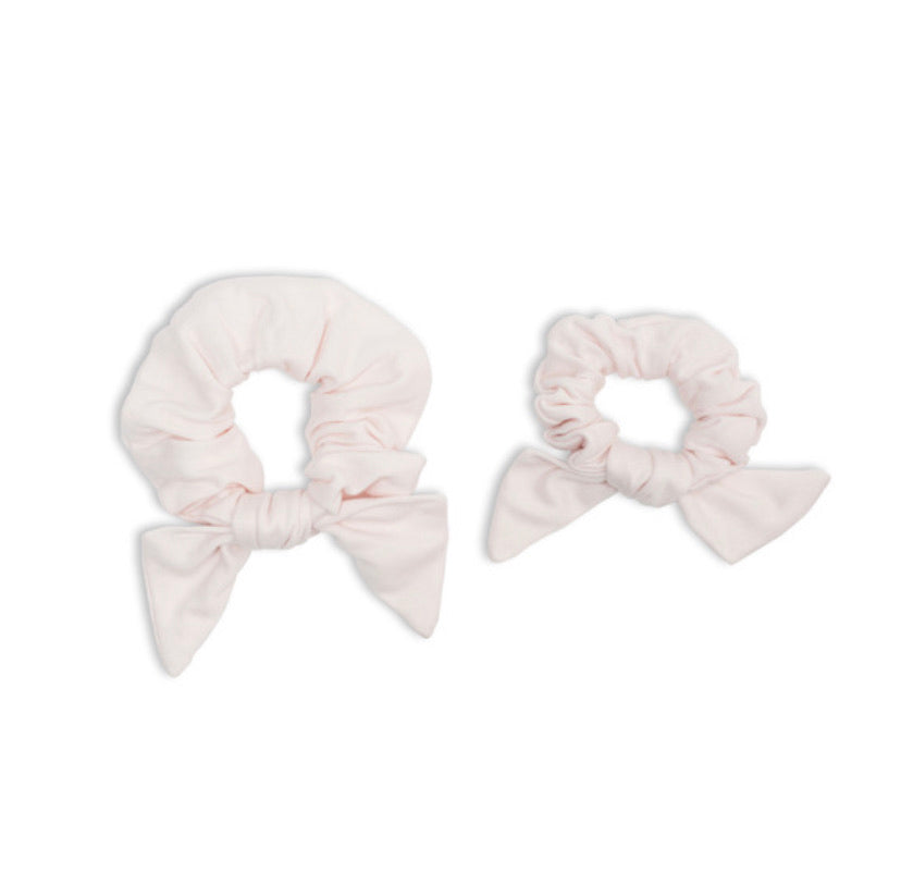 Lulujo - Mommy & Me Scrunchies Pink