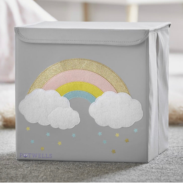 potwells - storage cloud- baby at the bank