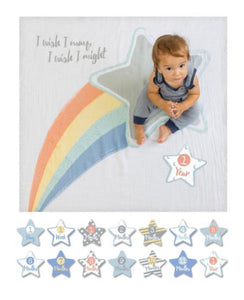 You added <b><u>Lulujo - Milestone Card & Blankets Wish Upon A Star</u></b> to your cart.