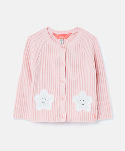 You added <b><u>Joules-Southam Rib Knit Cardigan -pink stars</u></b> to your cart.