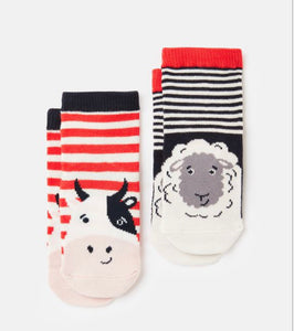 You added <b><u>Joules - Neet Feet Socks Cow / Sheep</u></b> to your cart.
