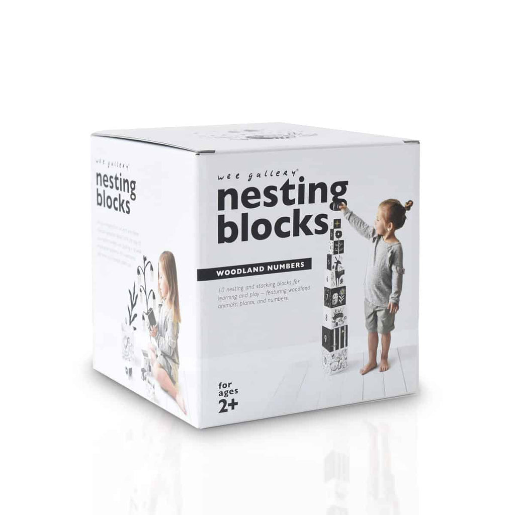 wee gallery-nesting blocks-baby at the bank