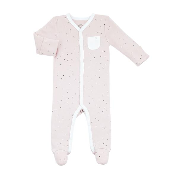Mori - Front opening Sleepsuit Stardust - Baby at the Bank