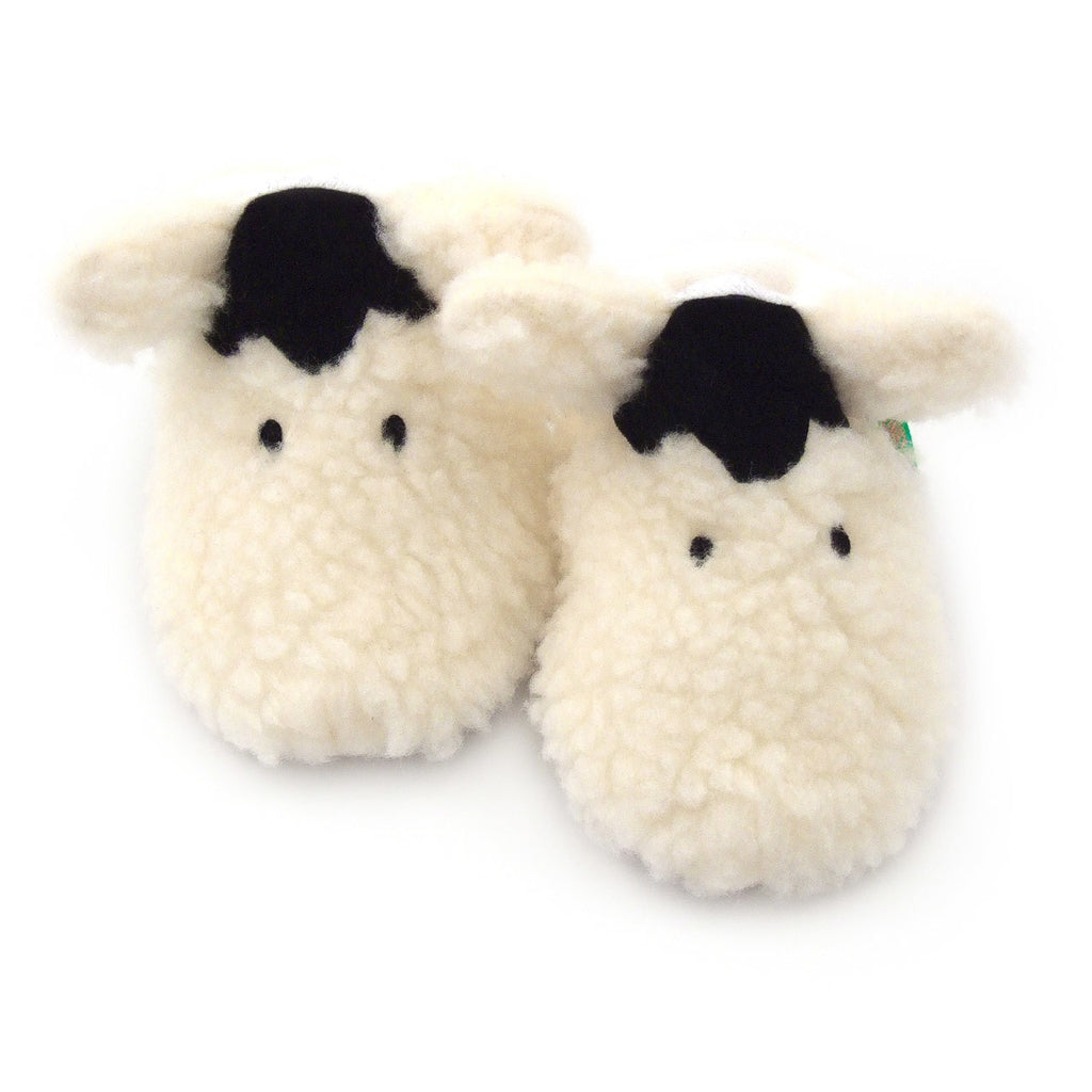 Funky Feet - Shaggy Sheep