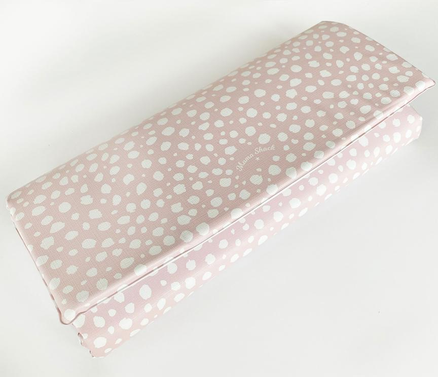 Mama Shack - Travel Changing Mat Pink Spotty