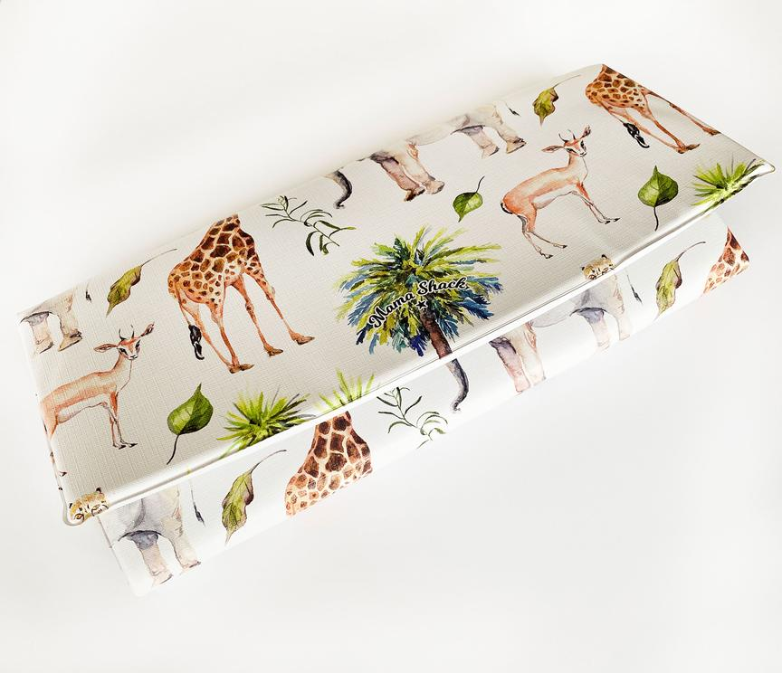 Mama Shack - Travel Changing Mat Wild Safari