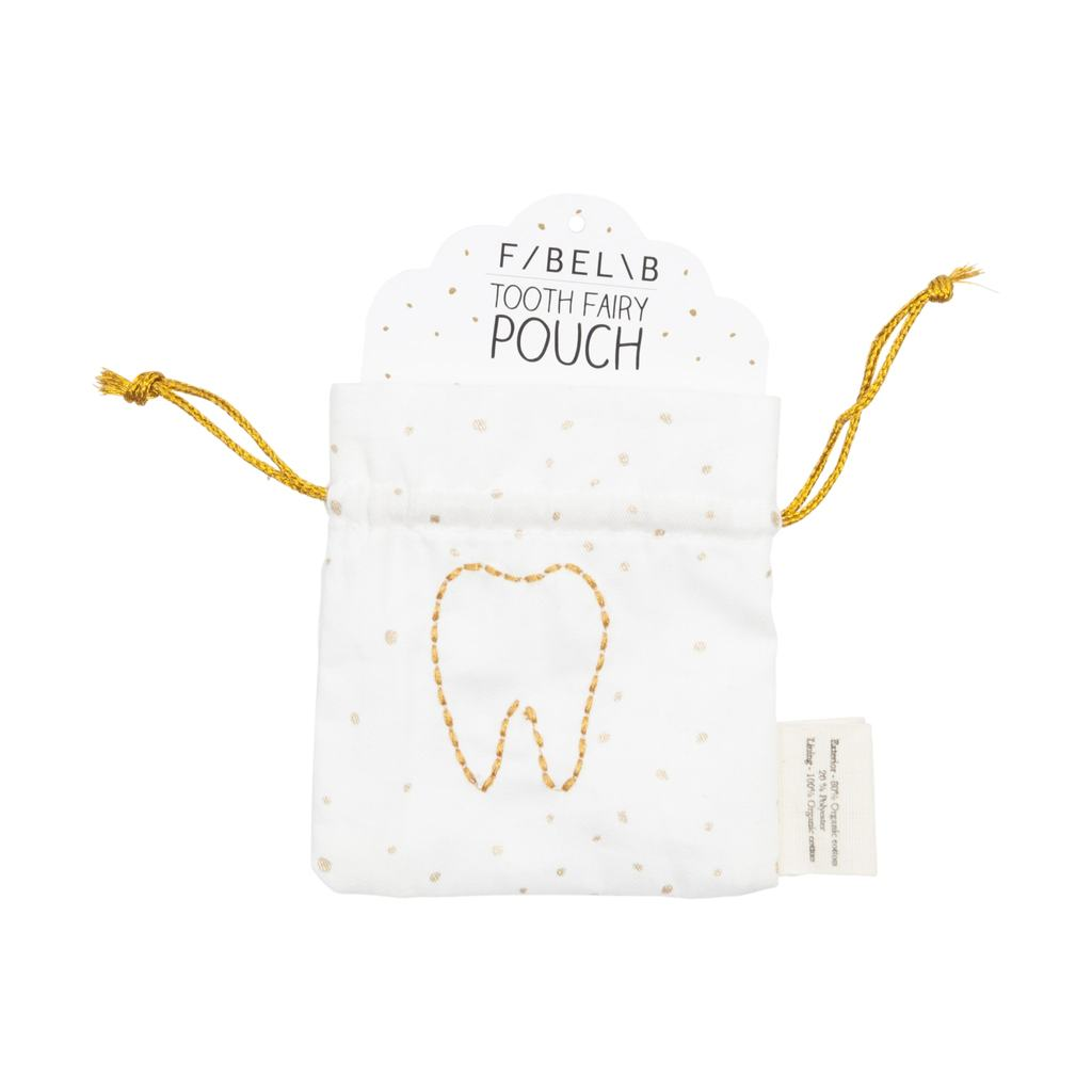 fabelab-tooth fairy pouch-baby at the bank