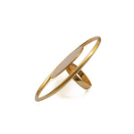 Eclipse Gold Toned Ring