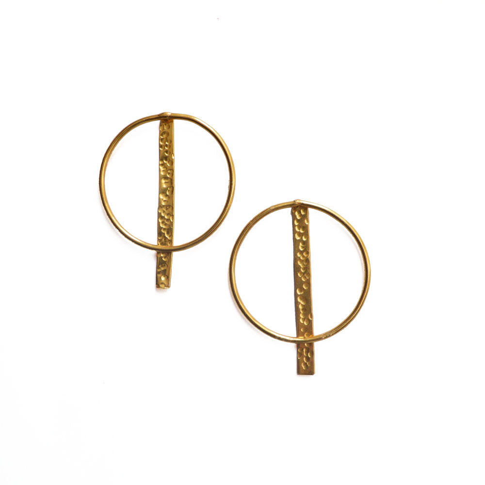 Phi Two Way Earrings