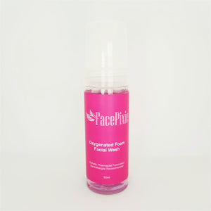 FacePixie Skin Oxygenated Foam Facial Wash
