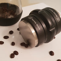 D1 [2-in-1] Coffee Tamper Distribution Tool Set > Barista Space - 58mm-Tamper-Coffee Bean Comrades