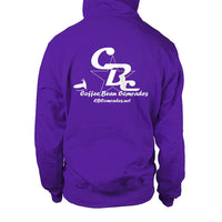 Comrades Boss Hoodie-Hoodies-Coffee Bean Comrades