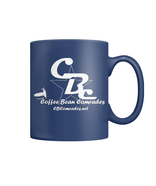 Coffee Bean Comrades Boss Mug Color Coffee Mug-Drinkware-Coffee Bean Comrades