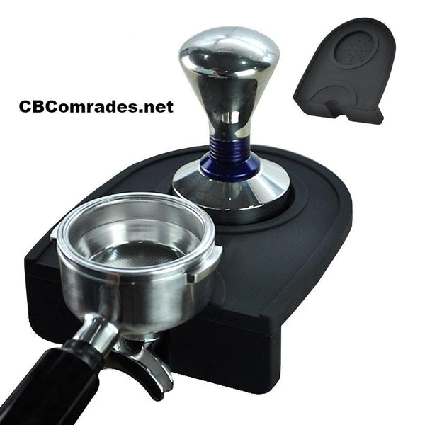 Coffee Tamper Mat Silicon High Quality - Coffee Bean Comrades