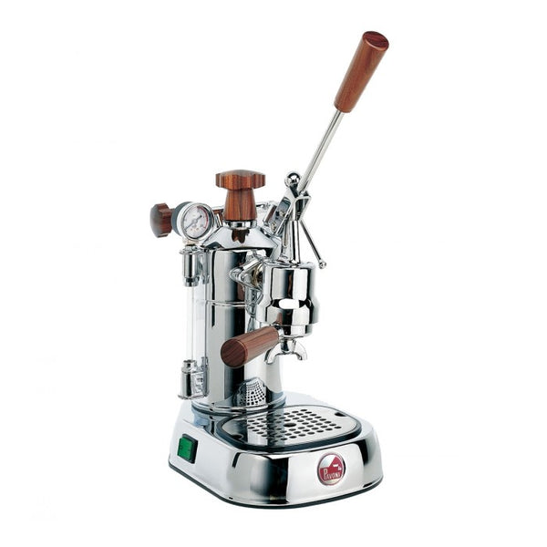 La Pavoni PLH Professional Lever Style Espresso Machine - Chrome-Coffee Machine-Coffee Bean Comrades