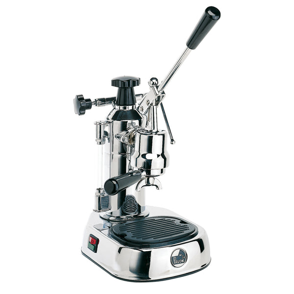 La Pavoni Europiccola Lusso EL Lever Style Espresso Machine --Coffee Machine-Coffee Bean Comrades