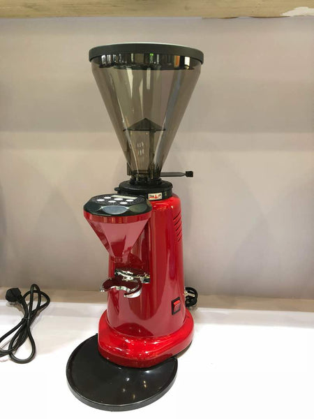 Commercial Coffee Grinder Italian Flat Burr 7Hundred JX-AC Automatic-Grinder-Coffee Bean Comrades