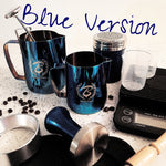 Comrades CBC Barista Kit - Blue Version - Coffee Bean Comrades