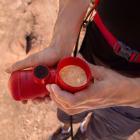 Nanopresso Wacaco Portable Espresso Maker - Yellow Patrol-Portable Espresso-Coffee Bean Comrades