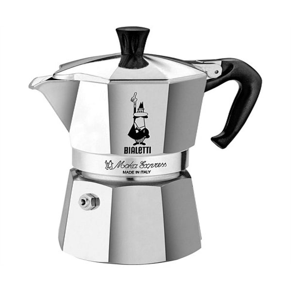 Bialetti Moka Pot - 6 Cup Espresso Maker-moka pot-Coffee Bean Comrades