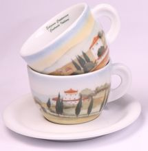 Contrande Italiane Coffee Espresso Cup - Set of 2-Cups-Coffee Bean Comrades