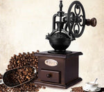 Coffee Grinder - Ferris Wheel Design Vintage Manual-Grinder-Coffee Bean Comrades