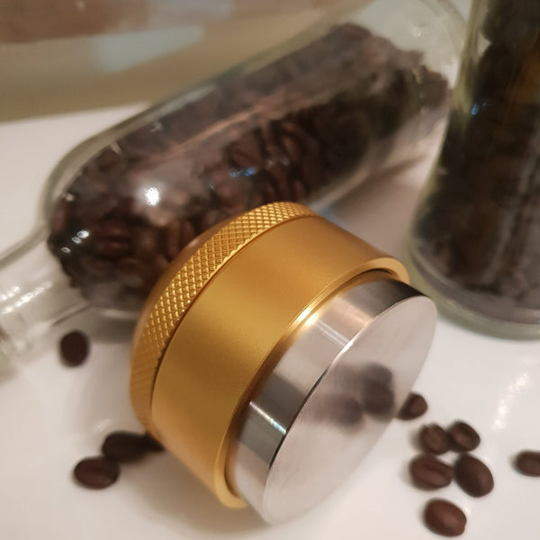 C2 Coffee Tamper > Barista Space - 58mm-Tamper-Coffee Bean Comrades