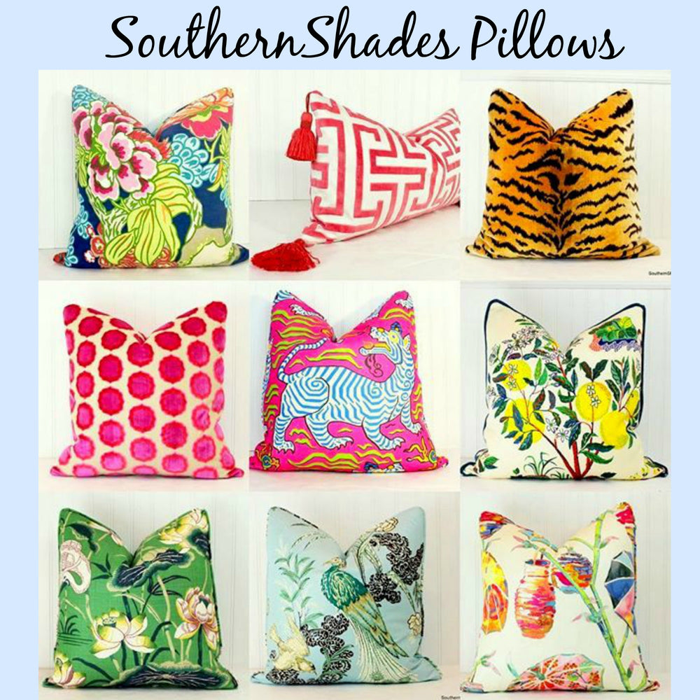 Southern Shades Pillows