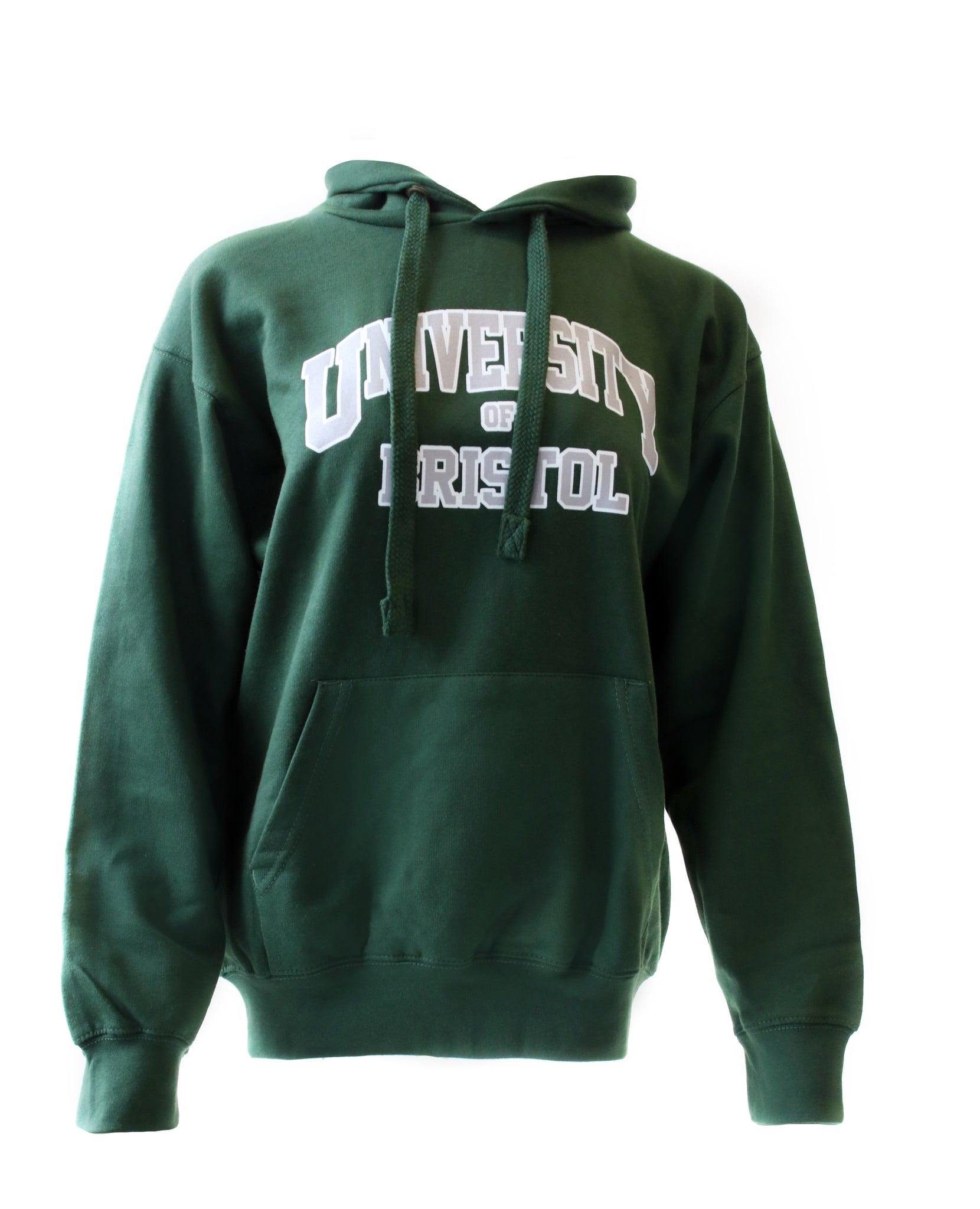 University Hoodie - Bottle Green