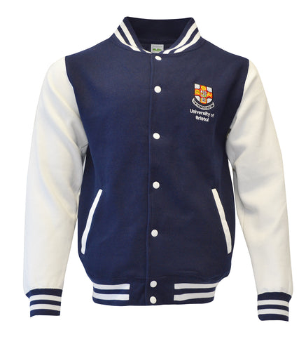 Baseball Jacket - Blue