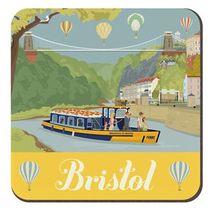 Clare Phillips Coaster - Avon Gorge
