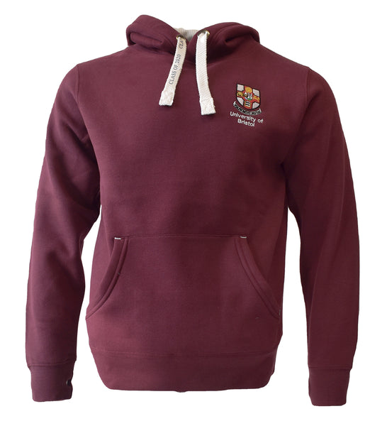 Class of 2020 Crested Graduation Hoodie in Burgundy - LIMITED AVAILABILITY!
