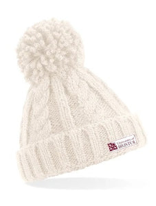 Knitted Hat Cream