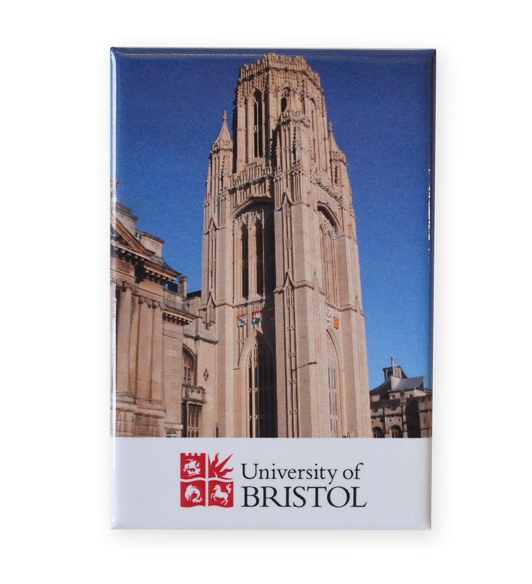 University Fridge Magnet