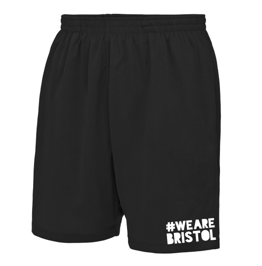 #wearebristol Men's Sports Shorts