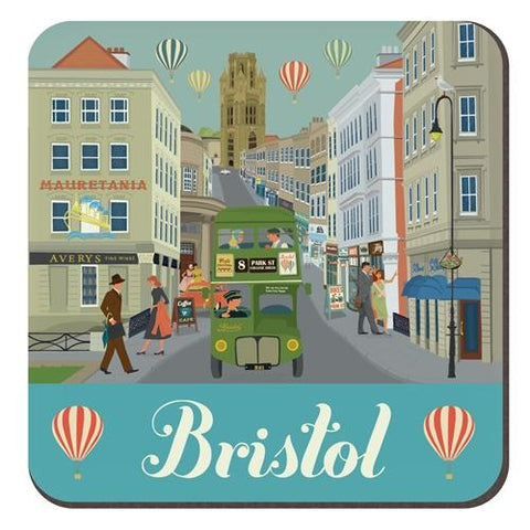 Clare Phillips Coaster - Park Street