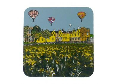 Emmeline Simpson Coaster - Ashton Court