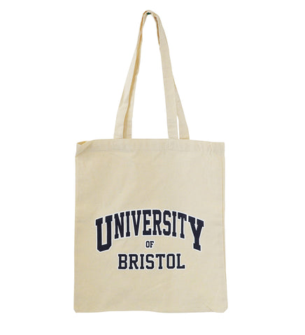 University Style Tote Bag