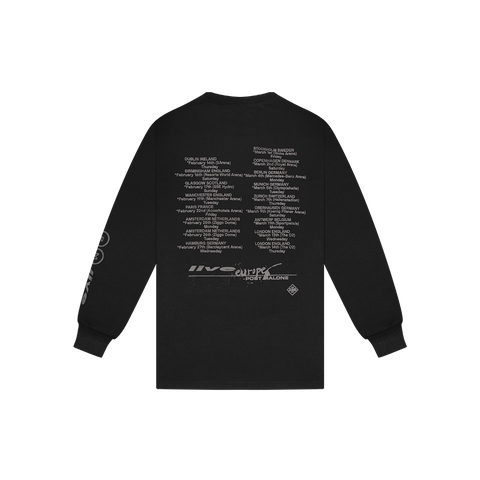 PM LIVE PHOTOS L/S T-SHIRT
