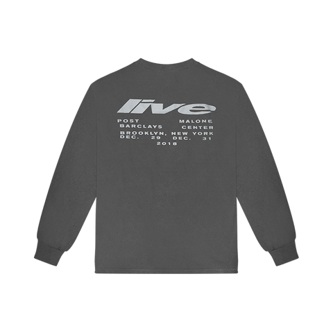PHOTO LIVE L/S T-SHIRT II