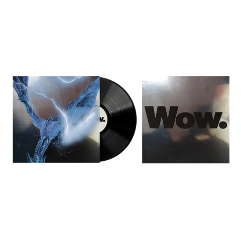 """Wow."" 7"" VINYL + DIGITAL SINGLE (ORIGINAL VERSION)"