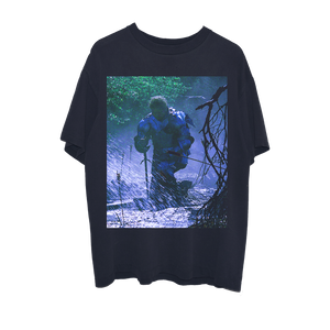 Circles Kneeling T-Shirt