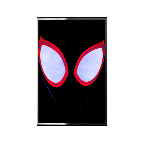 Sunflower - Spider-Man: Into The Spider-Verse - Post Malone & Swae Lee - Cassette Single + Digital Single
