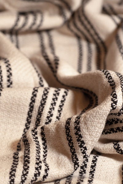 The Seasons Blanket in White