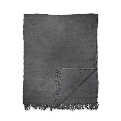 The Stone Blanket in Charcoal