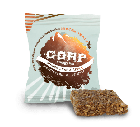 Ginger Snap & Apple Bar - The Hemp Spot
