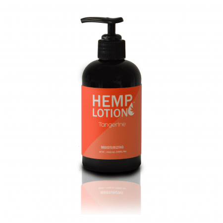 An intensive skin moisturizer, our Hemp Lotion provides nourishment to dry skin, leaving you free from greasy residue. Come try this Tangerine Hemp Lotion today!
